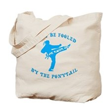 old tae kwon do(blk) Tote Bag