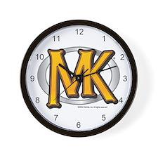 Mage Knight Wall Clock