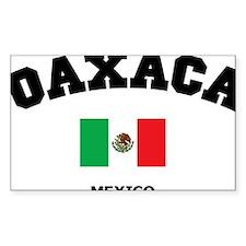 Oaxaca Decal