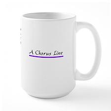 Chorus Line Ceramic Mugs