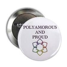 Poly and Proud 2 Button