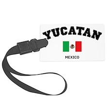 Yucatan Luggage Tag