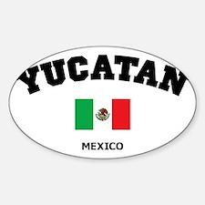 Yucatan Decal