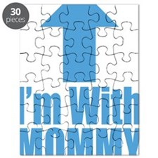 Im-With-Mommy-Blue Puzzle