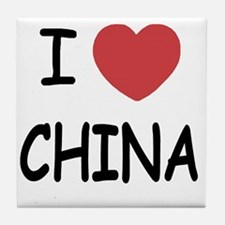 CHINA Tile Coaster