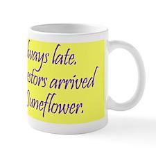 Juneflower_rect Mug