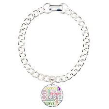 alzheimers-wordcollage-l Bracelet