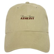 Born Again Atheist Baseball Cap