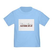 Born Again Atheist T