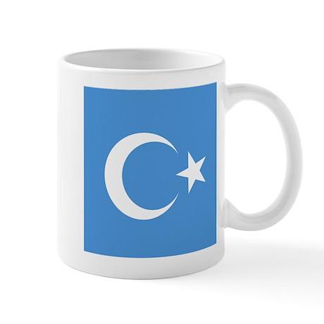East Turkestan Mug