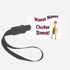 chickendinner1.PNG Luggage Tag