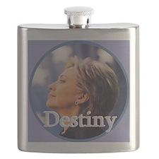 Hillary Destiny Flask