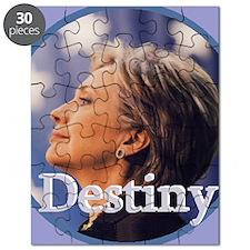 Hillary Destiny Puzzle