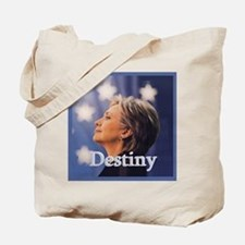 Hillary Destiny Tote Bag