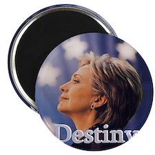 Hillary Destiny Magnet