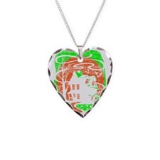 Haunted-House-Distress Necklace