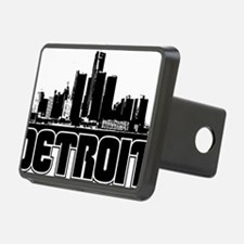 Detroit Skyline Hitch Cover