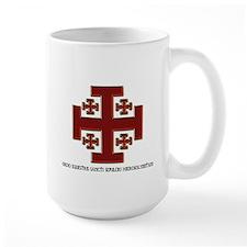 Knights Of The Holy Sepulchre Mug