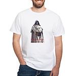 Giordano Bruno White T-Shirt