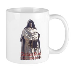 Giordano Bruno RH Mug
