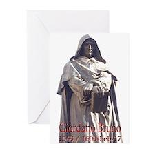 Giordano Bruno Greeting Cards (Pk of 10)