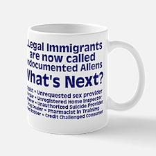 IllegalImmigrant2 Mug
