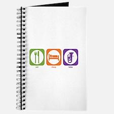 Eat Sleep Tuba Journal