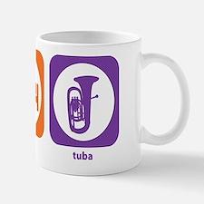 Eat Sleep Tuba Mug