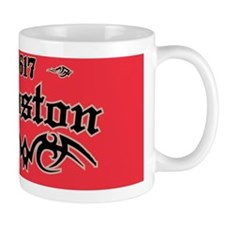 Boston 617 Magnet Small Mug