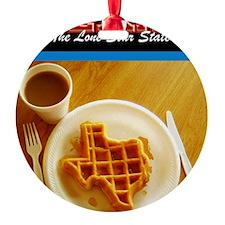 Postcard Texas Waffle_300dpi_4x5 Ornament