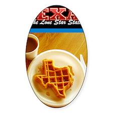 Postcard Texas Waffle_300dpi_4x5 Decal