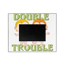Double Trouble Picture Frame