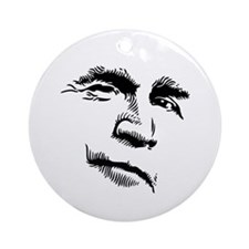 bush-forget-DKT Round Ornament