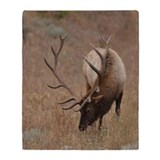 Elk Fleece Blankets