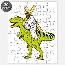 jesus-dinosaur Puzzle