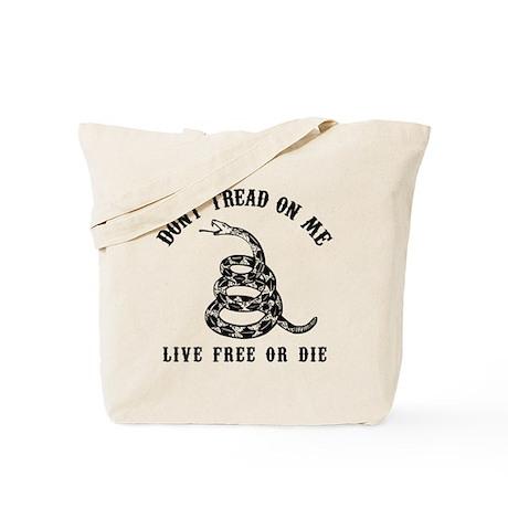 DTOM Black Tote Bag