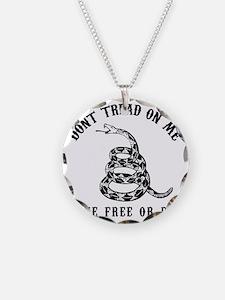DTOM Black Necklace