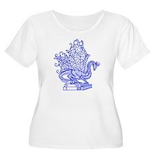 dragon-bks_bl T-Shirt