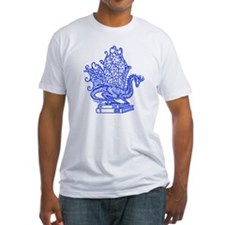 dragon-bks_blue Shirt