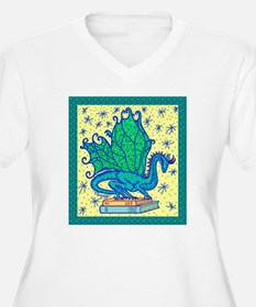dragon-bks_color T-Shirt