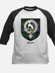Hunter Clan Crest Tartan Tee