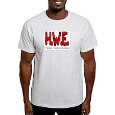 HWE Ash Grey T-Shirt
