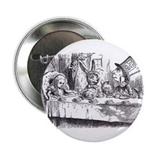 "Mad Tea-Party 2.25"" Button (10 pack)"
