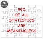 STATISITCS Puzzle