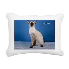 Siamese Rectangular Canvas Pillow