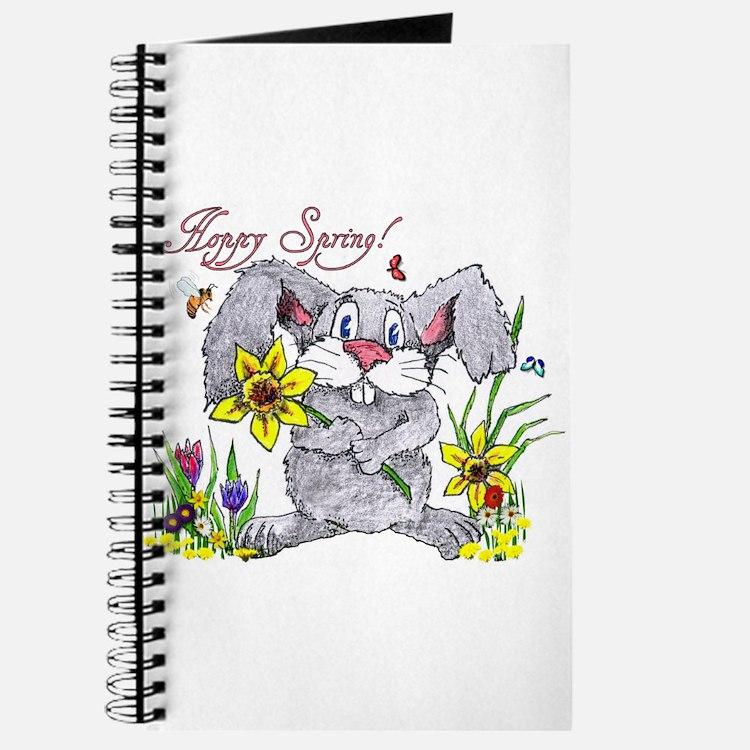 Hoppy Spring Journal