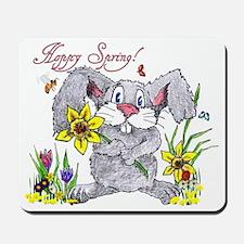 Hoppy Spring Mousepad