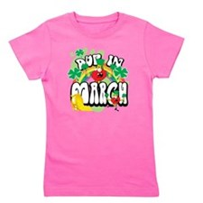 Due-In-March Girl's Tee