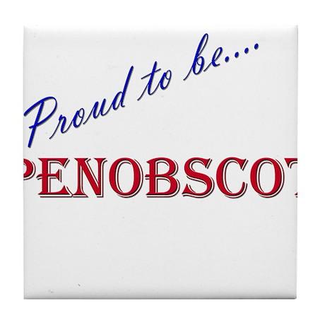 Penobscot Tile Coaster