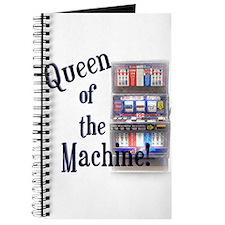 Queen of The Machine Journal